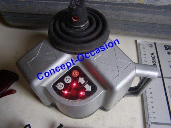 Niveau laser rotatif bosch bl100 vhr offre 77 la fert for Niveau laser exterieur occasion